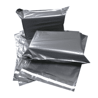 "21x24"" Grey Mailing Bags"